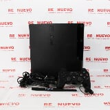 Foto Consola PS3 Slim de 320GB + Mando + Headset de...